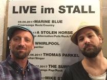Stall Bar Jona 2017